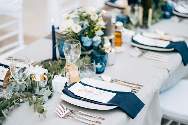 The Blue Bruce - A Rustic Country Style Wedding Venue Near St. Jacobs