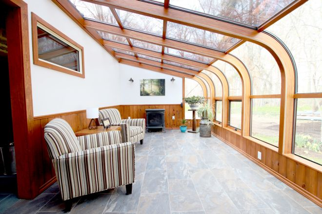 The Sunroom at The Blue Bruce - Weddings   Bed & Breakfast   Events Near St. Jacobs Ontario