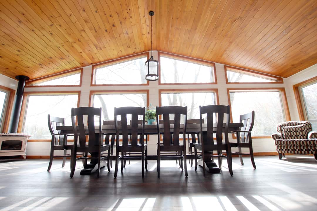 The Dining Table at The Blue Bruce - Weddings | Bed & Breakfast | Events Near St. Jacobs Ontario