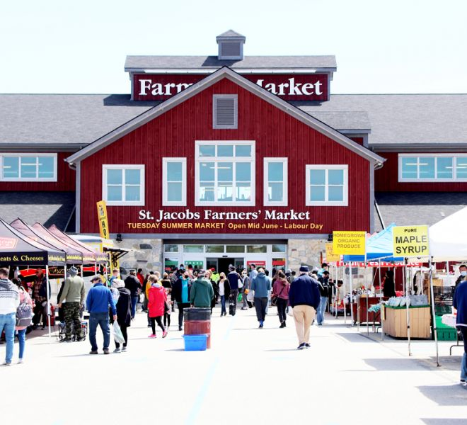 Stay at The Blue Bruce Bed & Breakfast & Enjoy St. Jacobs & the Surrounding Area. The St. Jacobs Market is a Must Visit!
